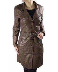 Leder-Gehrock Model Dia aus anschmiegsam weichem, langlebigen und gewaschenem Lamm Nappa  Leder mit besonders  eleganter Note.